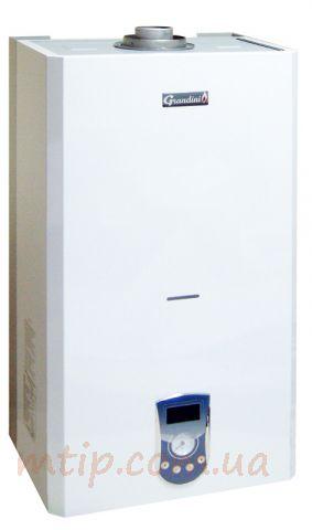котел газовый двухконтурный грандини инструкция