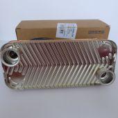 Теплообменник ГВС для газовых котлов Navien