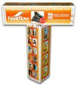 Комплект теплого пола heatflow (HFP0510) - 5 м.кв.